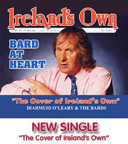 The Cover of Ireland's Own